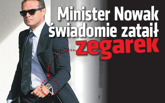 slawomir-nowak-zegarek